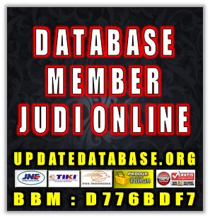 Jual Database Member Aktif Web Betting