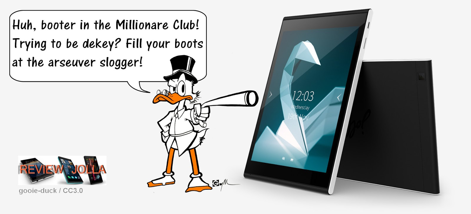 Sailfish OS Reviews: December 2014
