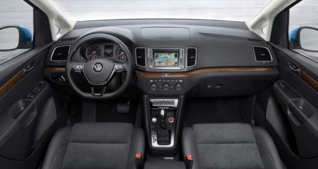 Volkswagen Sharan 2019 Release Date, Price, Specs