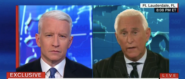 Roger Stone: Trump Should Not Meet With Mueller