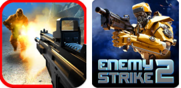 Enemy Strike 2 APK Unlimited Money And Gold Download For Android
