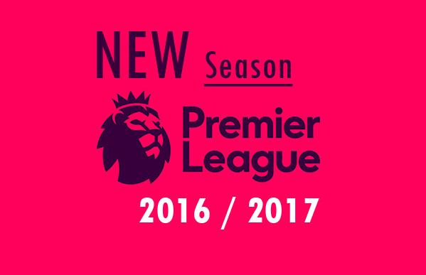 Jadwal Lengkap Premier League 2016/2017
