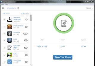 Maksimalkan dan Percepat Kinerja Iphone dengan Macgo Iphone Icleaner