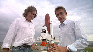James May, Richard Hammond, Top Gear, Top Gear Reliant Robin Shuttle Rocket Launch, Model Rocket Store
