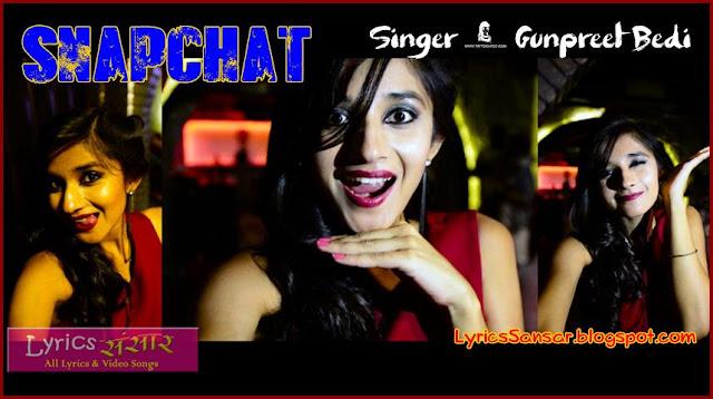 Snapchat : Gunpreet Bedi