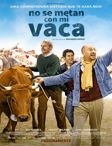 Ver No se metan con mi vaca (La vache) (2016) Online