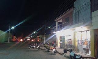 Bandidos assaltam supermercado em Nova Floresta, na véspera de São João por pouco não se dão mal