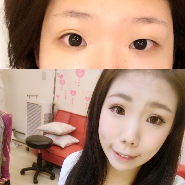 台北新秘|新秘推薦|新娘秘書|彩妝造型師|婚禮造型|眼型調整|大小眼