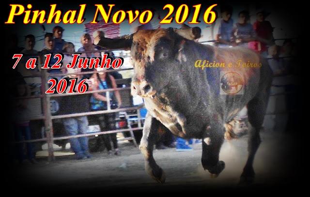 Pinhal Novo 2016 programa das festas