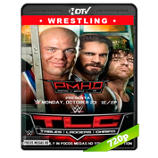 WWE TLC (Table,Ladders, and Chairs) PPV Raw 2017 720p Dual Latino Ingles