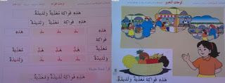 صور القراءة والتعبير