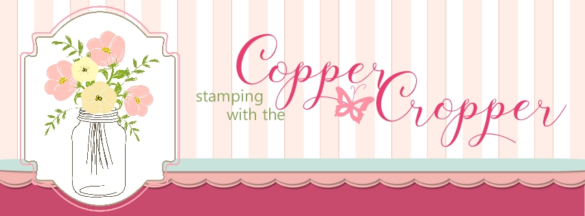 Stamping with The Copper Cropper