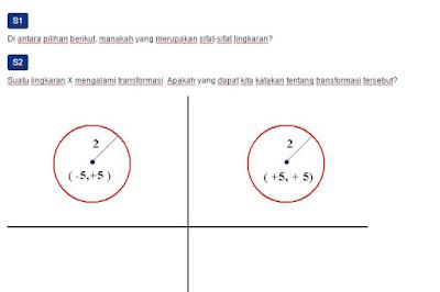 Contoh Soal Lingkaran dan kesebangunan