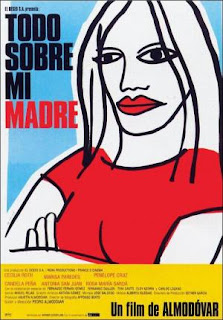 Todo sobre mi madre (1999) Melodrama de Pedro Almodóvar