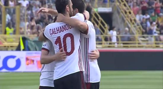 """Commento del tifoso Milan:si torna a vincere dopo un mese"""""""