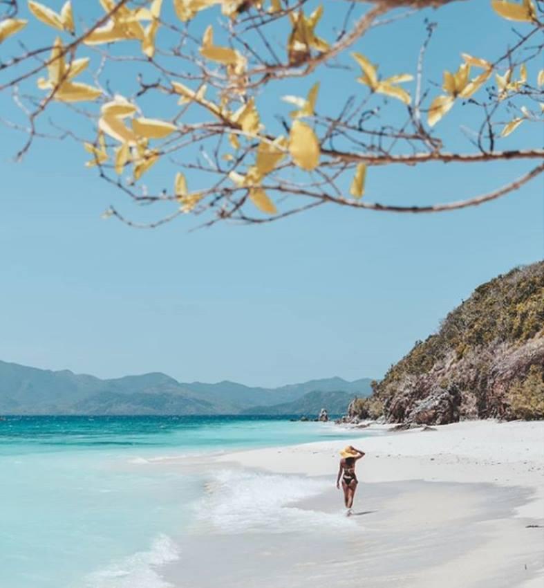 Malcapuya island, Coron, Palawan.