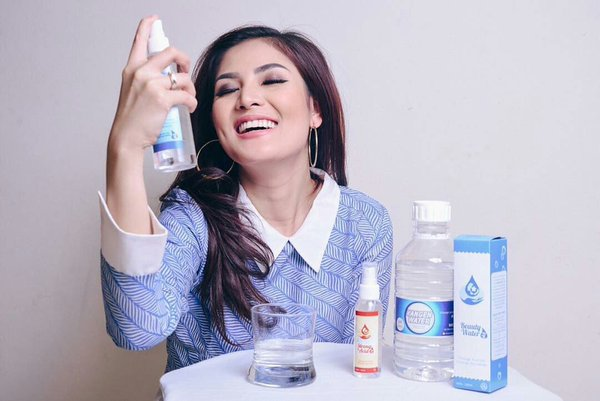 Distributor Air Kangen Water