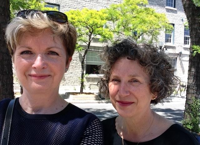 Shame on Me: Frances of Materfamilias Writes and me