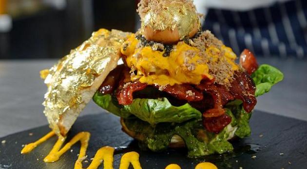 6. The Glamburger - (1,770 dolar AS atau Rp 23,6 juta)