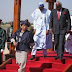 Photos: President Buhari arrives Gambia