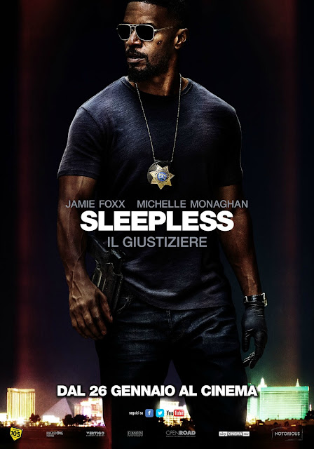Sleepless: Il Giustiziere Film