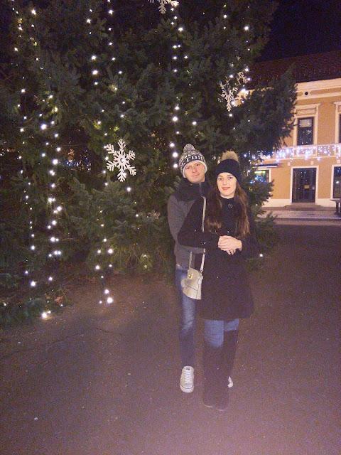 advent, new year, nova godina, bor, christmas tree, božićno drvce, snowflakes, božić, winter, zima