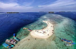 Pulau Seribu Dekat Di Mata Dekat Di Hati.