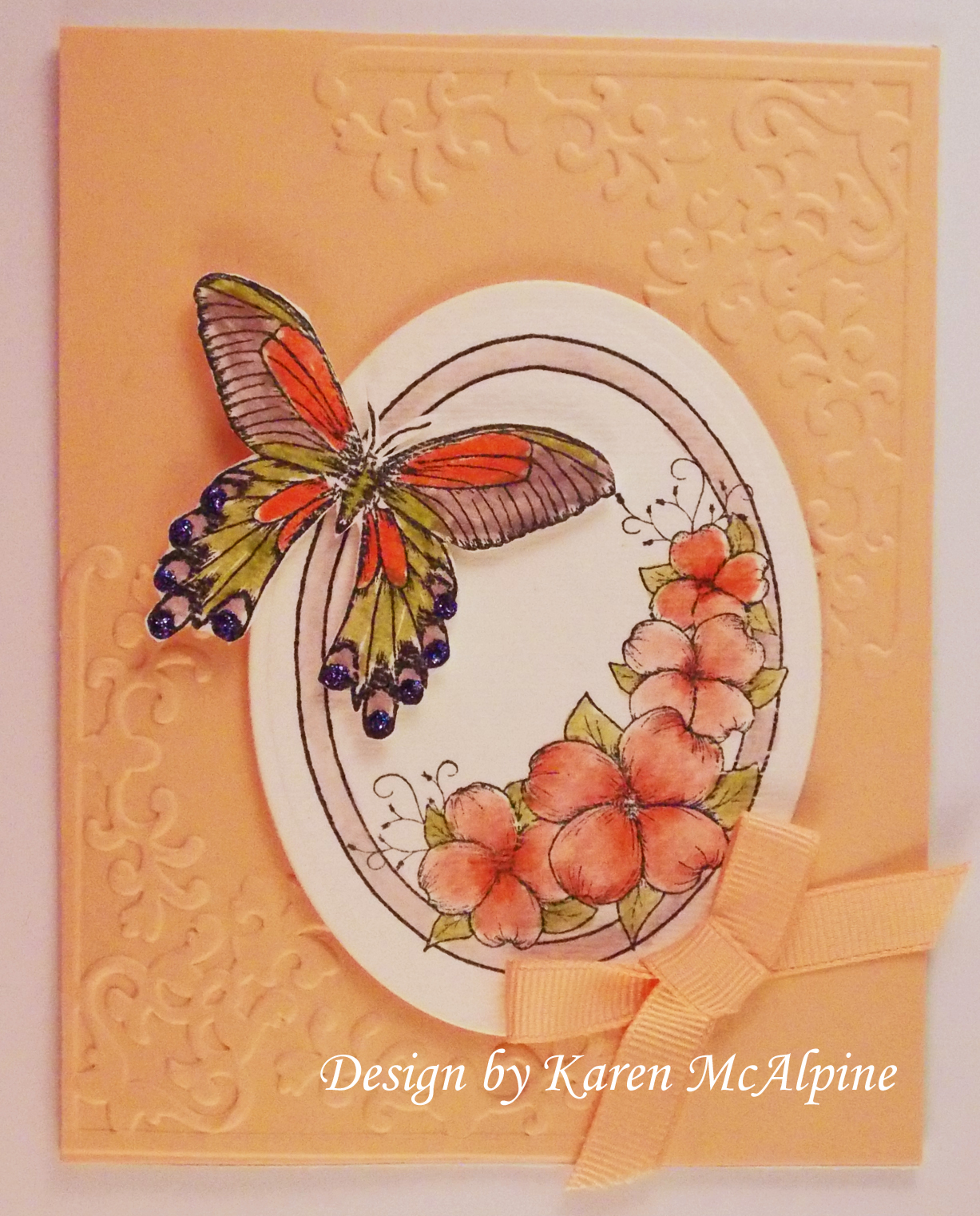 Dreaming And Creating: A Butterfly, Flowers, And Birthday