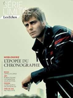 Ben Allen for Les Echos by Stefano Galuzzi
