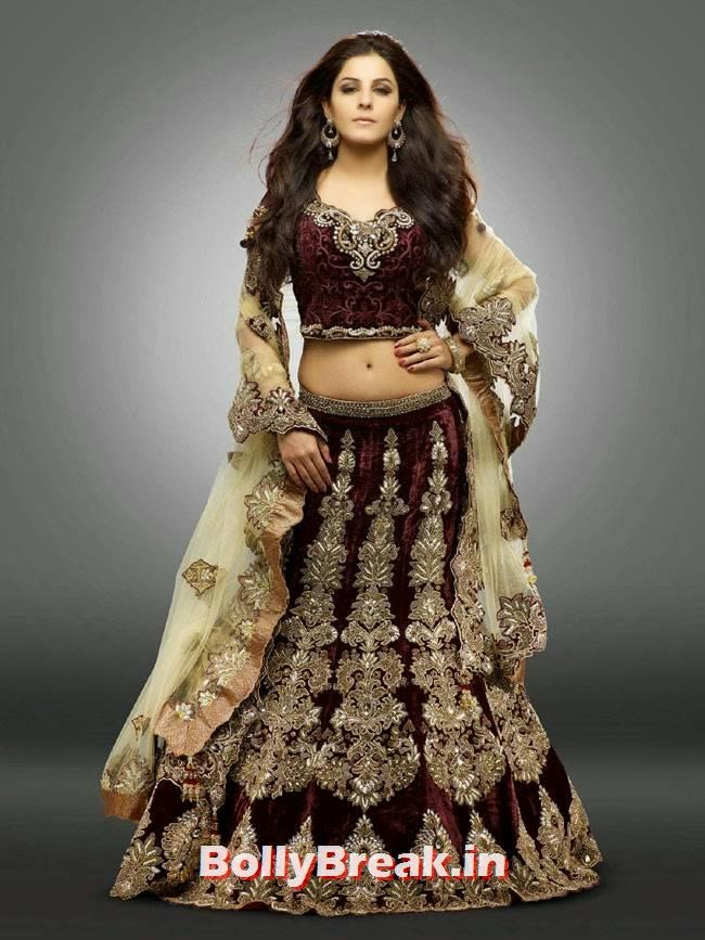 , Isha Talwar Hot HD Navel Photos in Saree