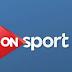 تردد قناة اون سبورت onsport على النايل سات