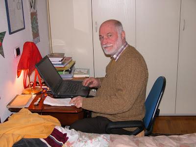 Risultati immagini per paolo d'arpini al computer
