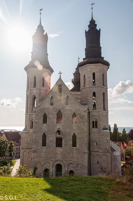 Catedral de Santa Maria en Visby y Gotland
