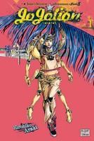 Actu Manga, Critique Manga, Delcourt / Tonkam, Hirohiko Araki, Jojo's Bizarre Adventure, Jojolion, Manga, Shonen,