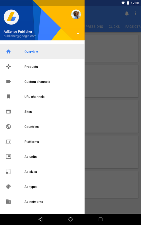 APK] Download Google Adsense Material Design ver 3 0 latest for Android