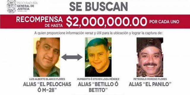 """Confirma gobierno muerte de """"El Betillo"""" líder del CDG"""