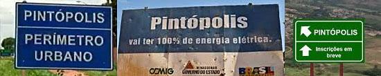 Pintópolis - Minas Gerais