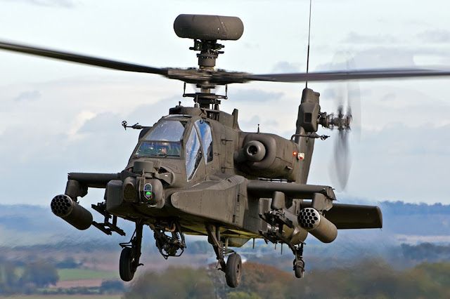 Leonardo aids suite British Army Apache
