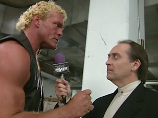 WCW Mayhem 1999 - Mike Tenay interviews Sid Vicious