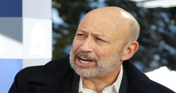 Goldman CEO Blankfein has 'really liked' what Trump has done for the econom