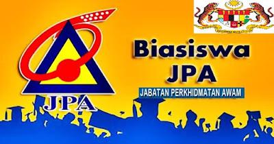 Permohonan Biasiswa JPA Program Khas Jepun Korea Jerman Perancis 2018 Online