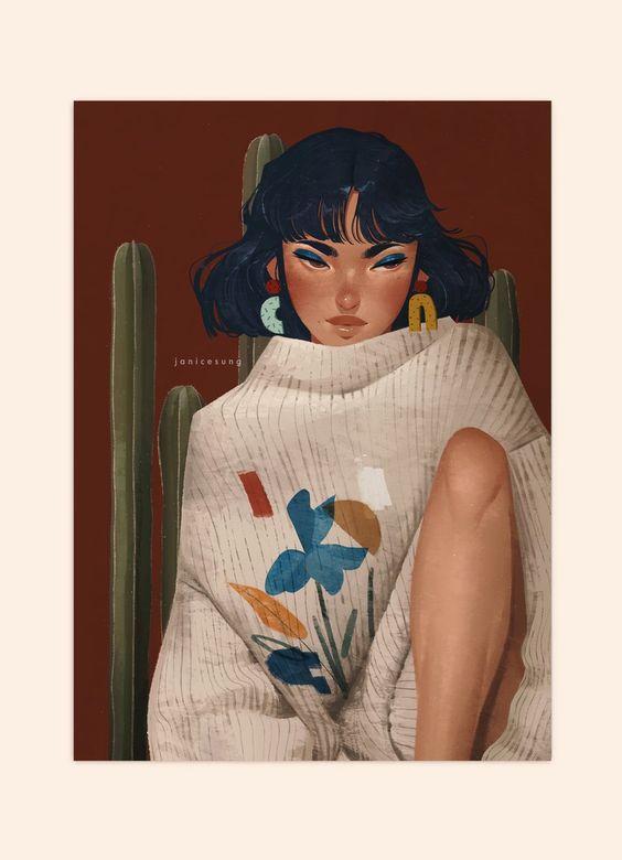 Featured Artist: Janice Sung