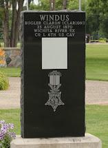 Wisconsin Historical Markers Bugler Claron Clarion Windus