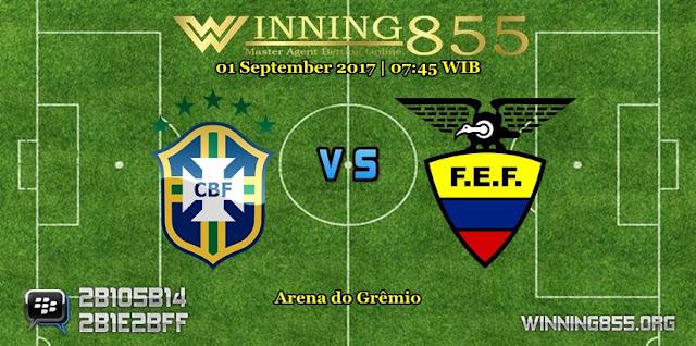 Prediksi Skor Brazil vs Ecuador