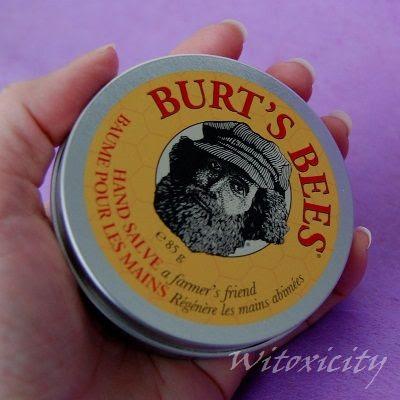 9e1ad1e3859c Burt s Bees  Hand Salve Review • Witoxicity
