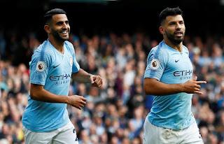 اهداف مباراة مانشستر سيتي وبيرنلي 5-0 اليوم 26/1/2019 كأس الاتحاد الإنجليزي Man City vs Burnley