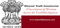 Mizoram Youth Commission (MYC) Training Course