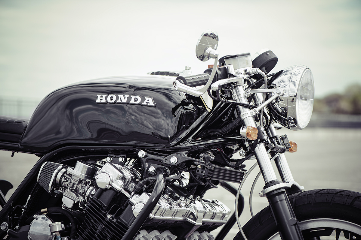 Six Appeal - Honda CBX1000 Cafe Racer | Return of the Cafe Racers