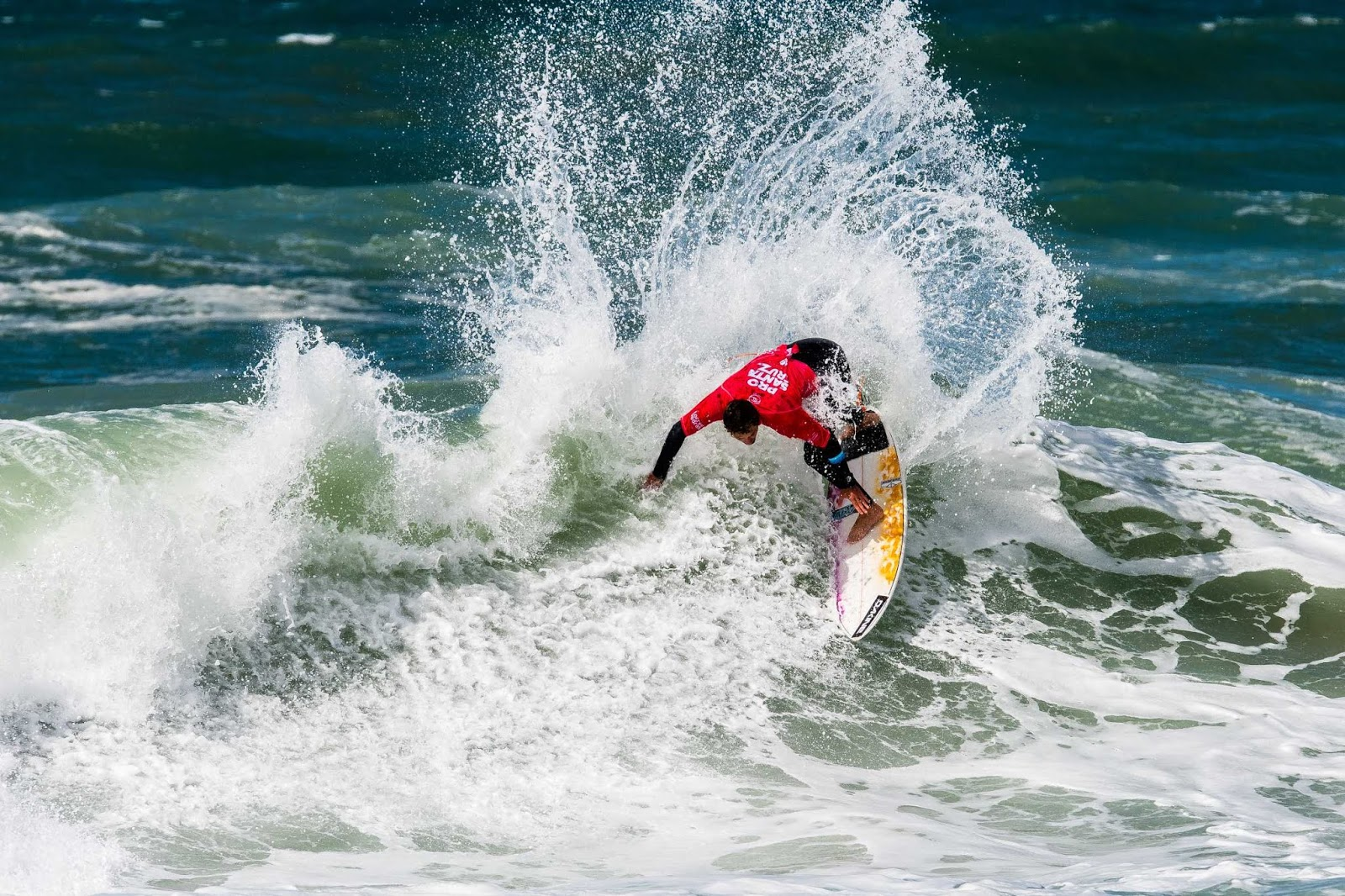 2019 Pro Santa Cruz Highlights Santa Cruz Continues to Deliver Tricky Surf