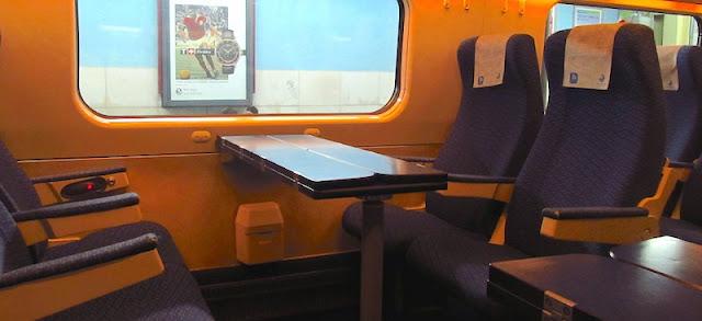 Viajar de trem em Portugal